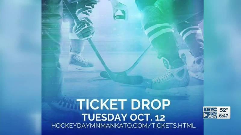 Ticket sales for Hockey Day Minnesota 2022 start today