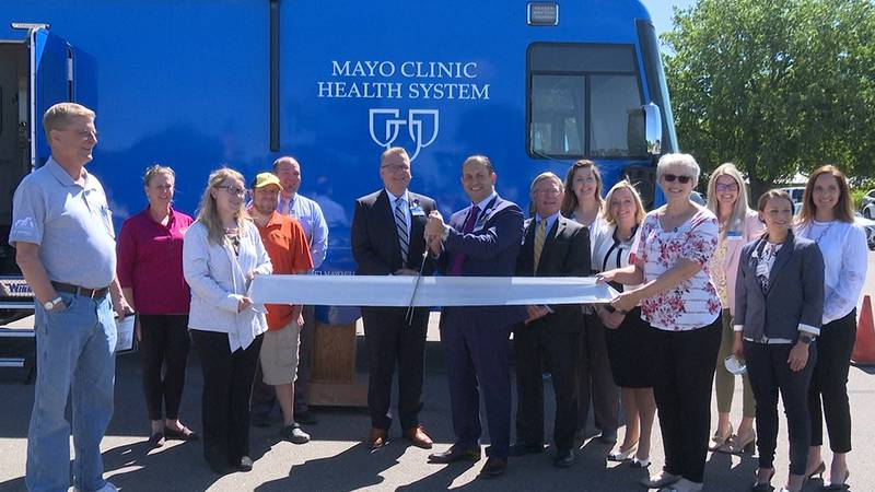 Dr. Gokhan Anil, Regional Chair of Clinical Practice at Mayo Clinic Health System Southwest, ...