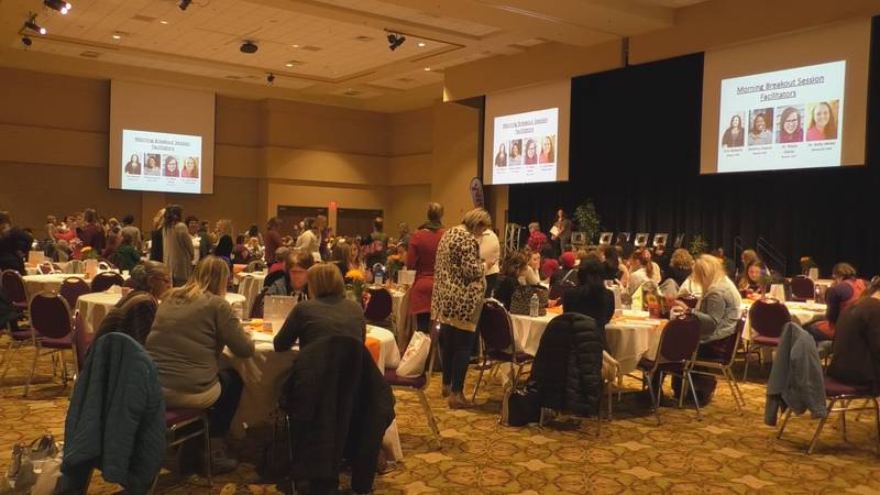 FILE — YWCA Mankato announced Wednesday that it will hold its annual Women's Leadership...