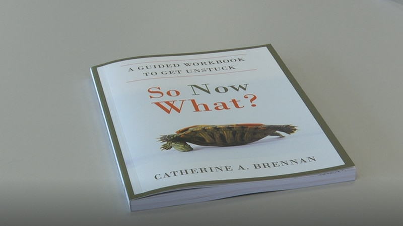 Catherine Brennan, an author from Mankato, Minn., is scheduled to release her second book...
