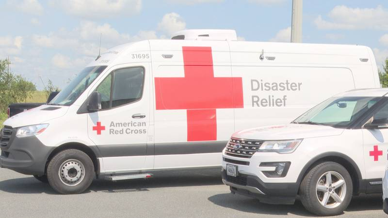 Disaster relief vehicle