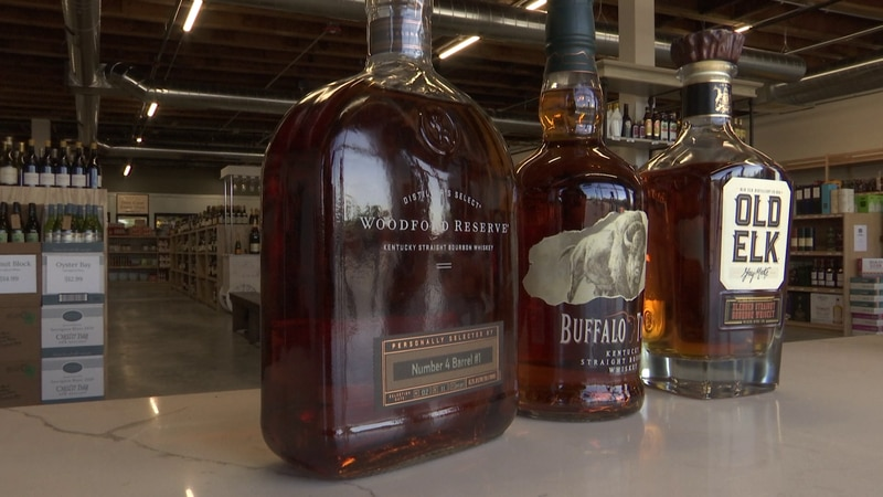 To celebrate National Bourbon Day, Kelsey and Lisa from KEYC News Now This Morning stopped by...