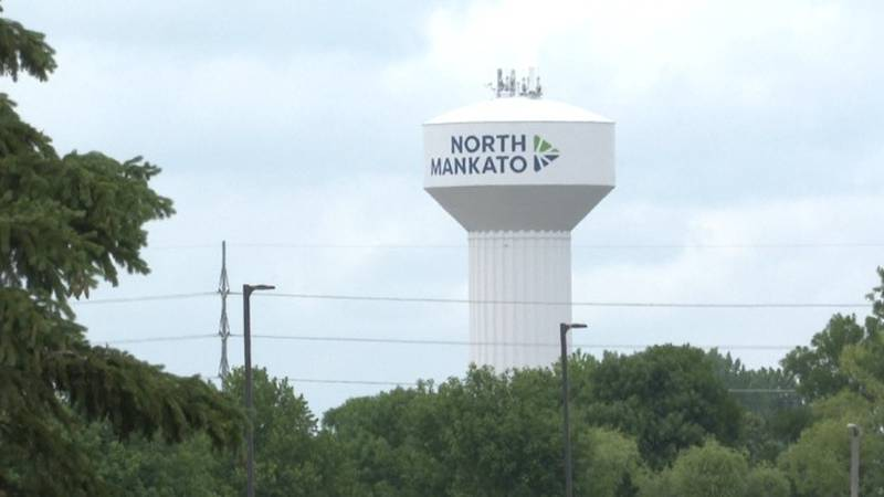 The city of North Mankato is now enforcing water conservation measures.