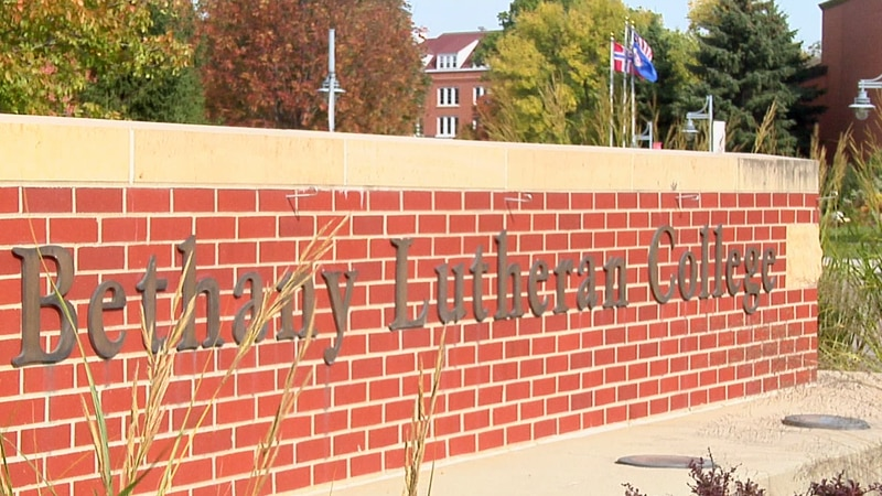 FILE — Bethany Lutheran College's fall 2021 enrollment marks an all-time high in the college's...