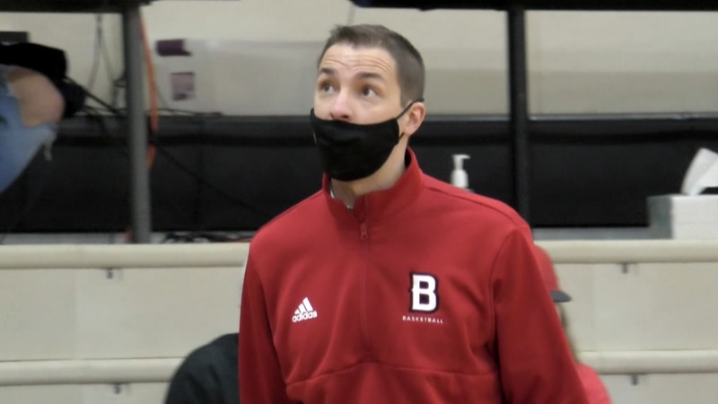 The Bethany Lutheran men's basketball program played in just 10 games last season under now,...