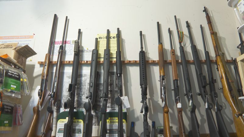 A local gun shop owner told WIS the demand is straining national supply chains.