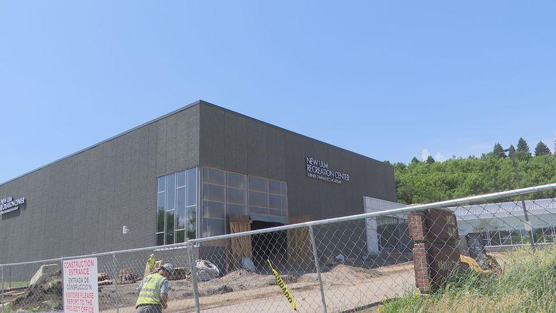 New Ulm rec center