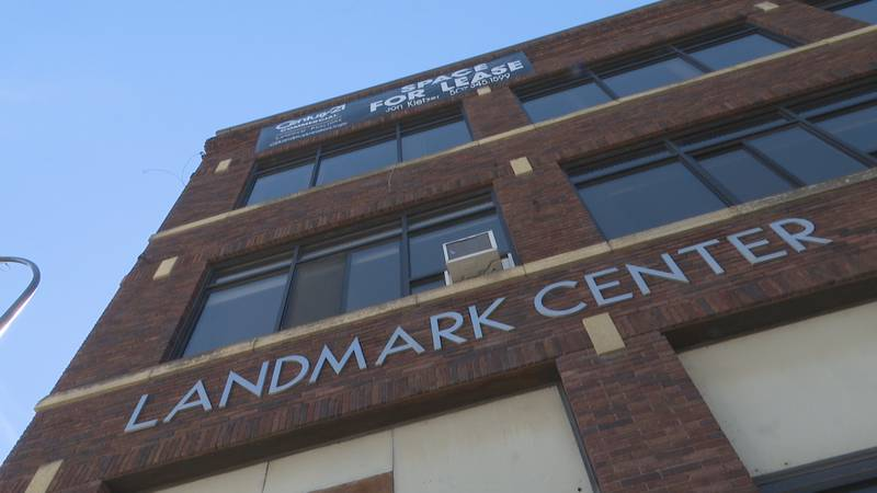 The city expects work on the Landmark Center project to begin next year.