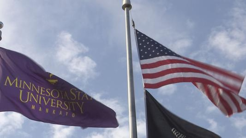 Starting Monday, there will be an indoor face covering requirement at Minnesota State...