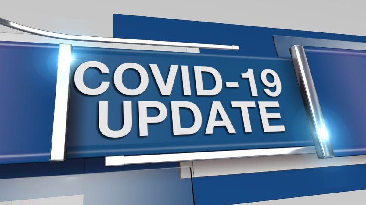 Gov. Tim Walz addresses COVID-19 update in MDH briefing.