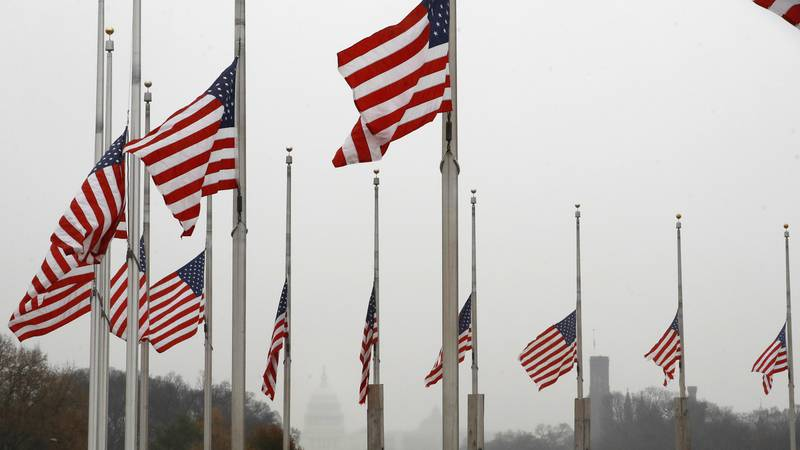 Gov. Tim Walz has directed that all flags at state buildings in Minnesota be flown at...