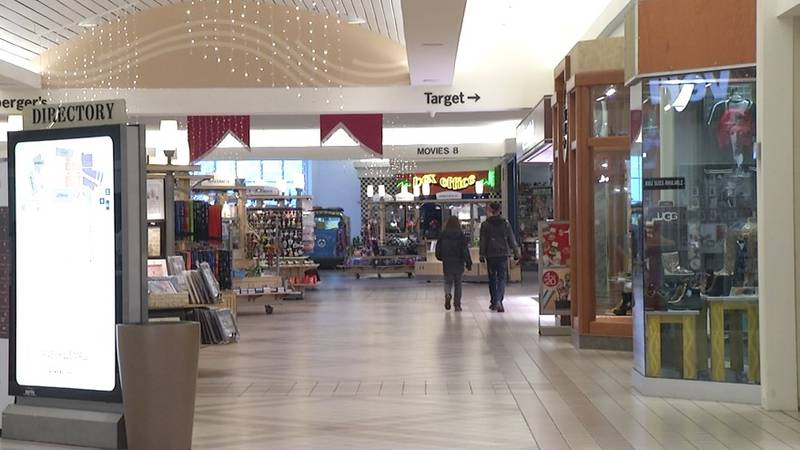 More time to shop at the River Hills Mall in Mankato.