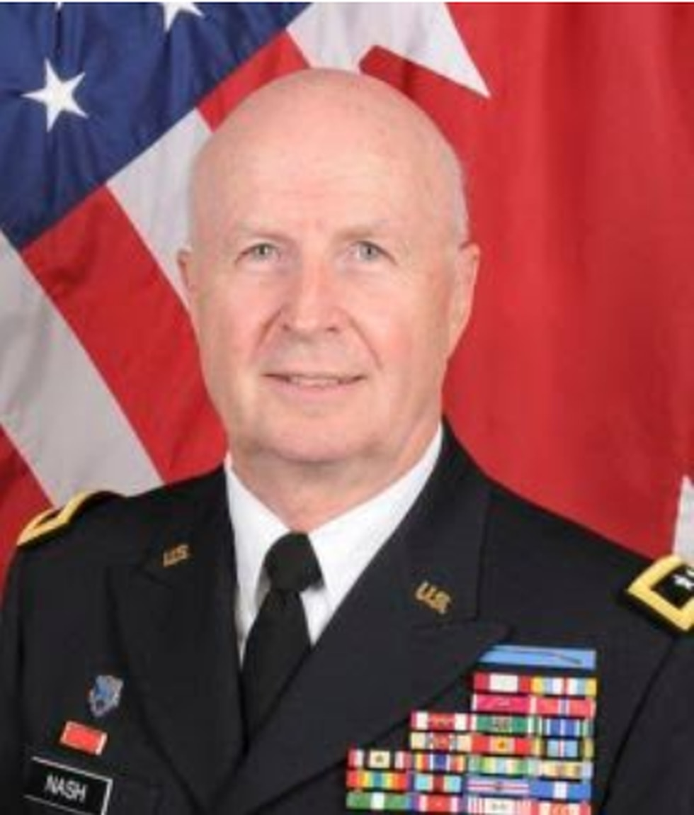Richard C. Nash was the commander of the 34th Infantry Division during a yearlong tour of Iraq...