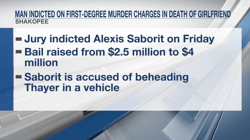 Man indicted on first-degree murder charges in death of girlfriend