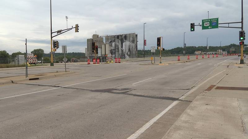 Due to forecasted rain Belgrade Avenue Bridge closure for the weekend of August 27-30 postponed...
