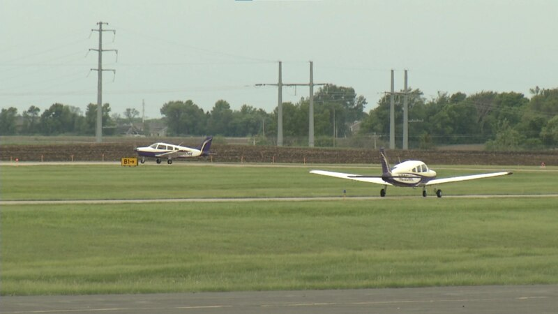 Police were called to the Mankato Airport around 6 a.m. Wednesday on a report of a suspicious...