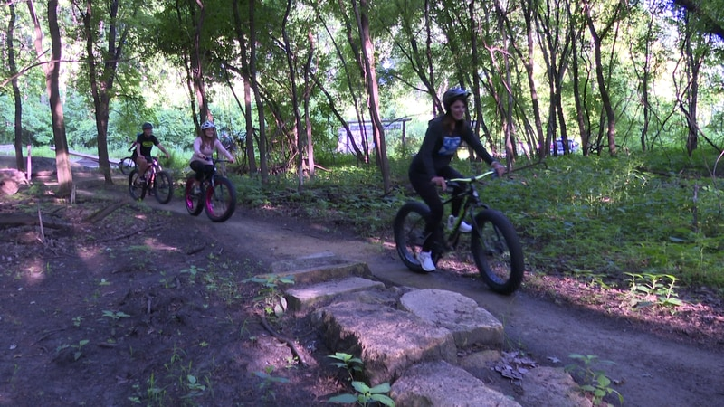 Kelsey and Lisa from KEYC News Now This Morning threw on some helmets and took on an off-road...