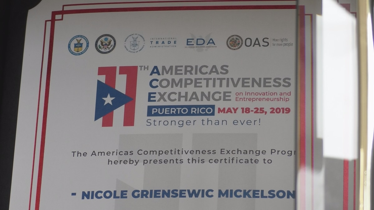 Region 9 Executive Director Nicole Griensewic Mickelson recently traveled the world exchanging...