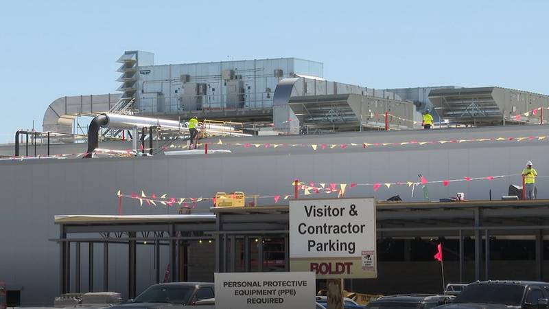 The facility will replace the current Bird Eye plant in Waseca as a site for freezing and...