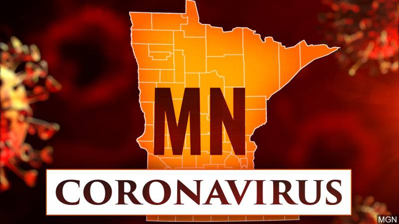 The Minnesota Department of Health reports three additional COVID-19 deaths and 551 new cases.