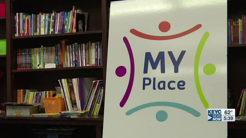 Lisa and Kelsey check in with Mankato Youth Place for their Good Morning Give Back campaign.