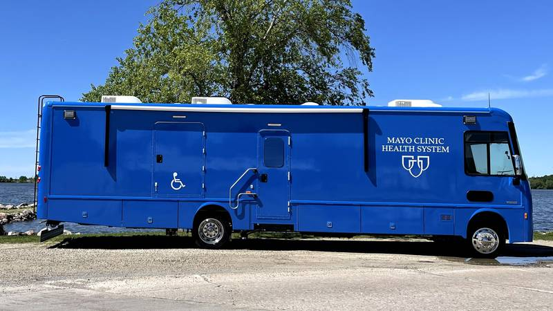 The health provider says the mobile clinic will improve access to healthcare in rural...