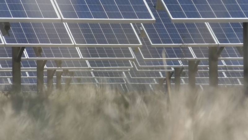 FILE — A Senate rural development and energy panel tackled expanding the use of renewable...