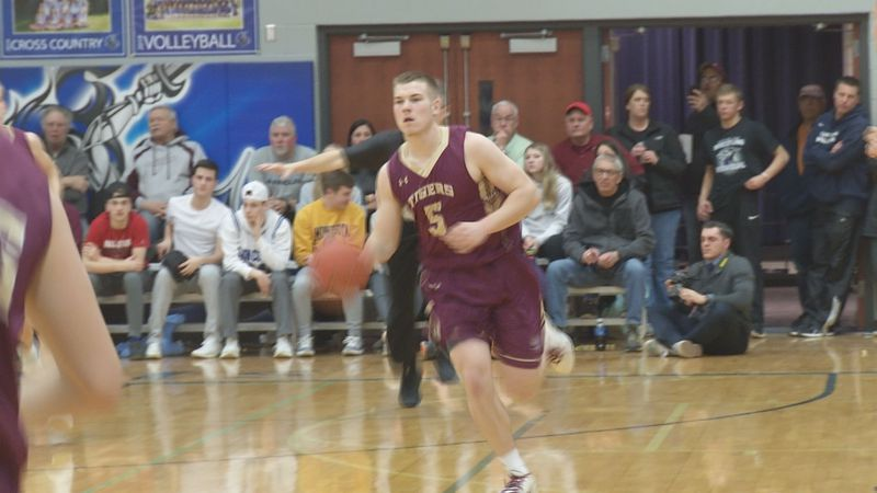Springfield tops MLA-C in section 2A quarterfinals