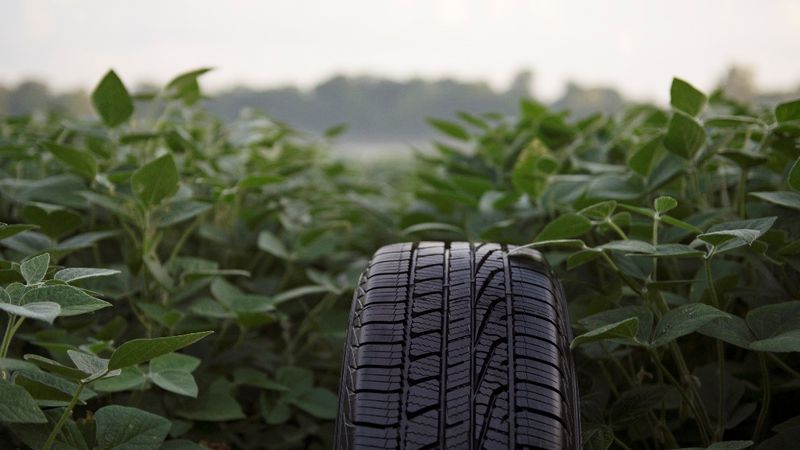 Goodyear soy-based tire