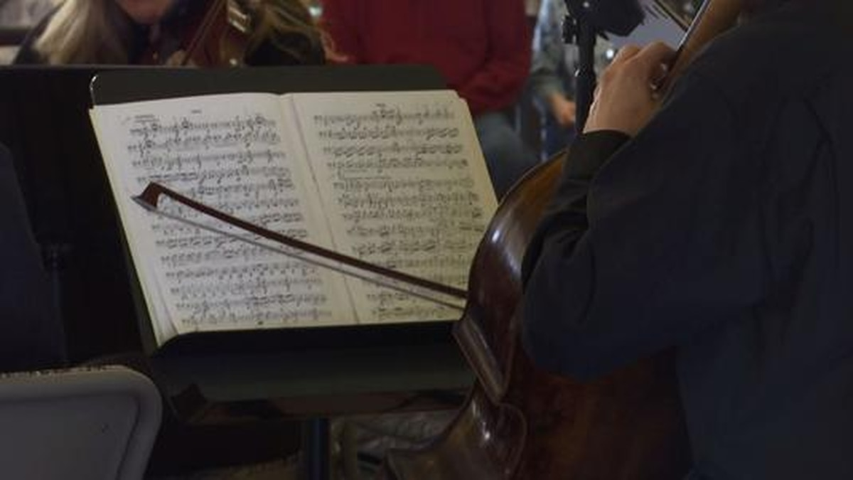 FILE — The Mankato Symphony Orchestra has been selected to represent the state of Minnesota in...