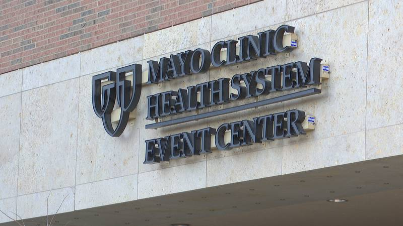 Mayo Clinic Health System Event Center to get new ice plant after plant failure this past...