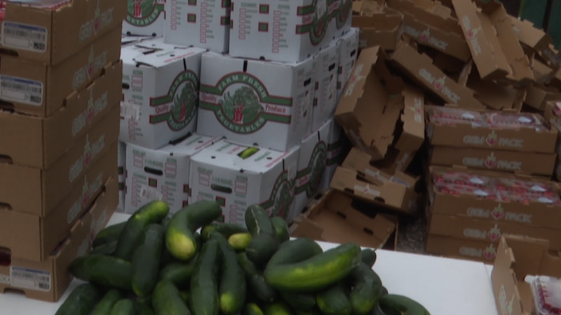 MSU hosts this free farmers market twice a year