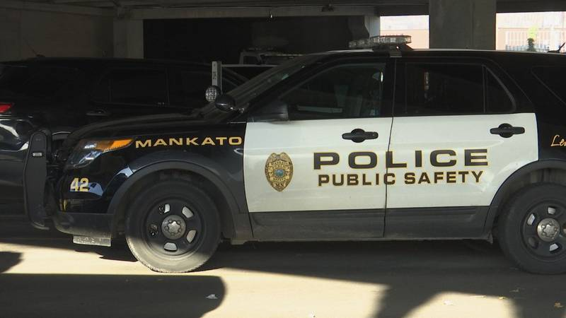 FILE — Authorities at the Mankato Department of Public Safety are asking for the public's...