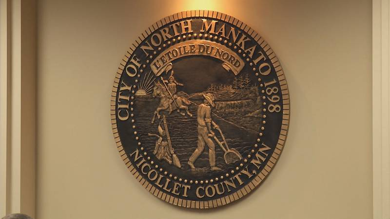 The North Mankato City Council gathered to talk about a number of things regarding Belgrade...