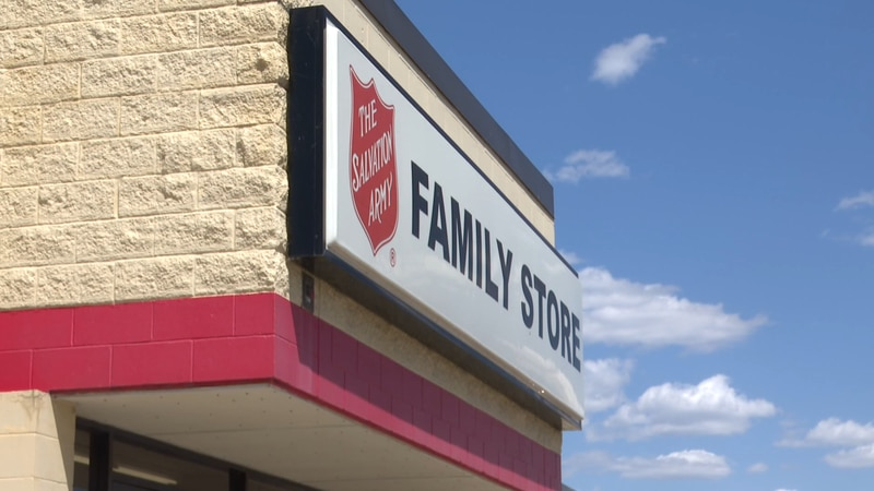 The services will begin around 7 o'clock, which is closing time for the family store
