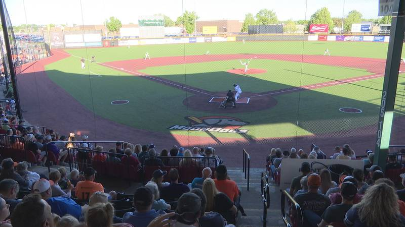 The Mankato MoonDogs welcomed fans back at a nearly full capacity ISG Field Monday, May 31,...