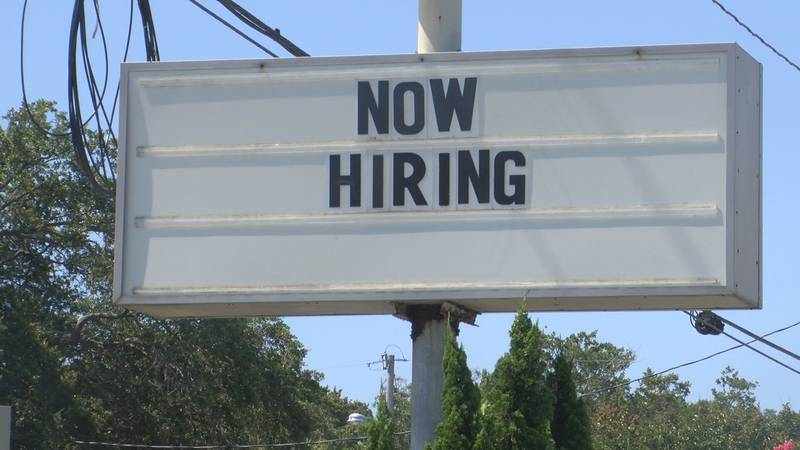 FILE — Iowa's unemployment rate bumped up to 3.9% in May even as more Iowans worked at jobs, a...