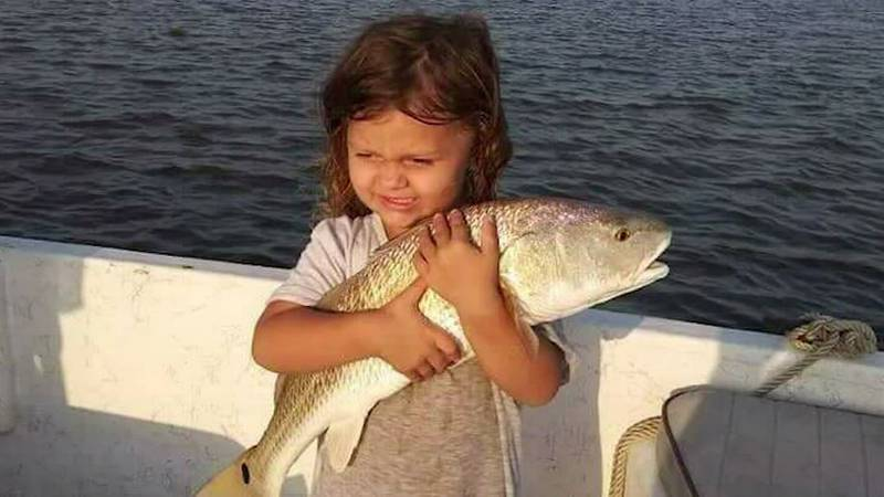 Kali Cook, 4, died in her sleep at home after developing a fever. The medical examiner's...
