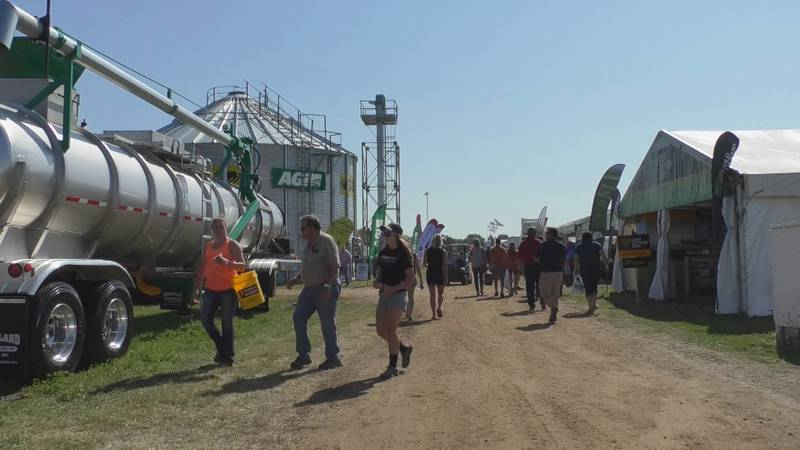 Minnesota Farmfest says they made the decision with heavy hearts.