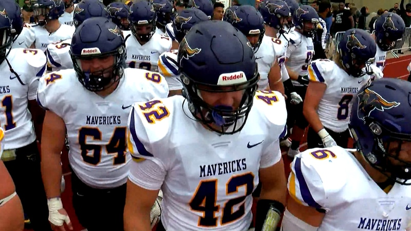 Maverick football quarterback, JD Ekowa, is returning to the field for Minnesota State Mankato...