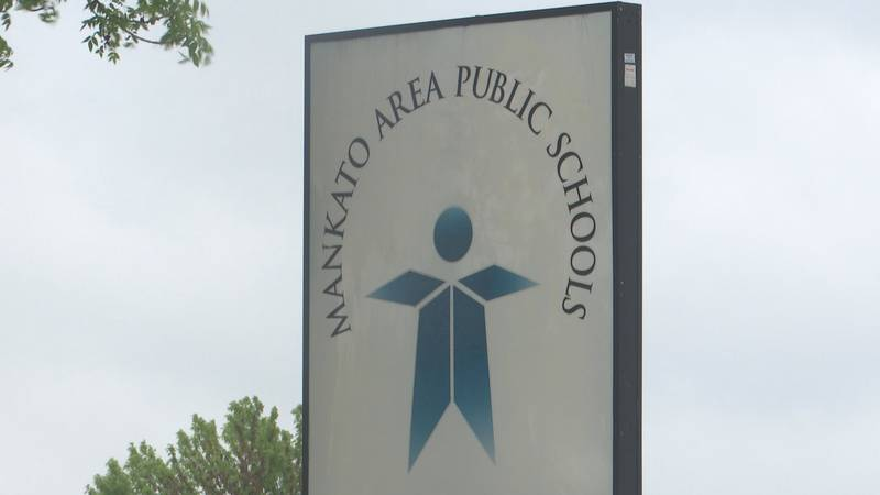 FILE — Mankato Area Public Schools gives an update on COVID-19 in schools as the district...