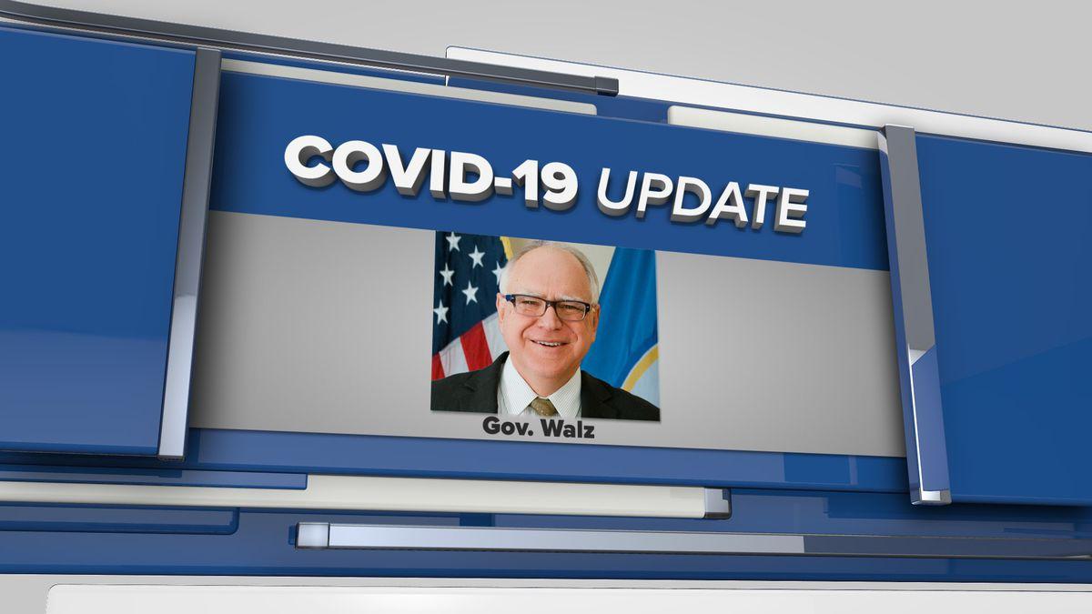 Minnesota Governor Tim Walz