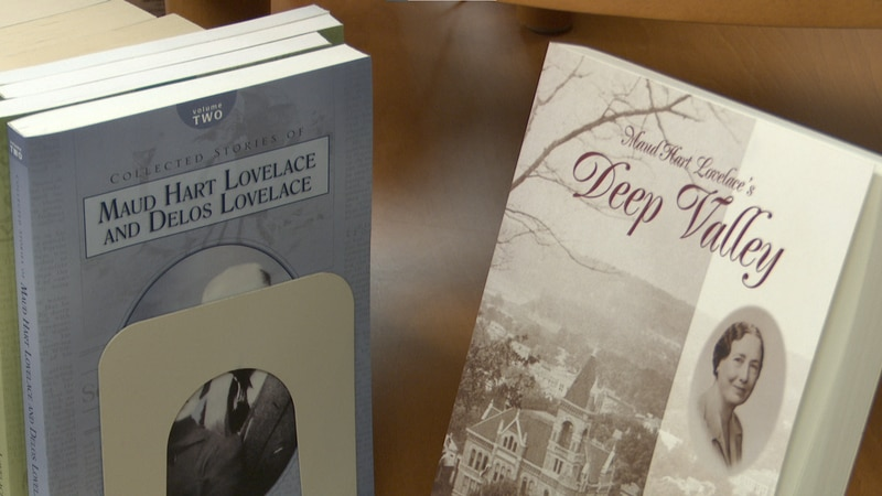 Deep Valley is centered around celebrating authors and their books