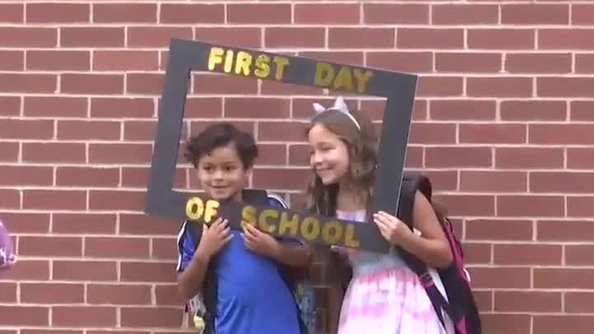 The excitement could be felt all around Kennedy Elementary in Mankato as staff welcomed...
