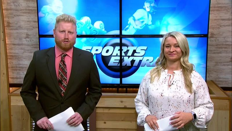 Sports Extra highlights from Feb. 21, 2020.