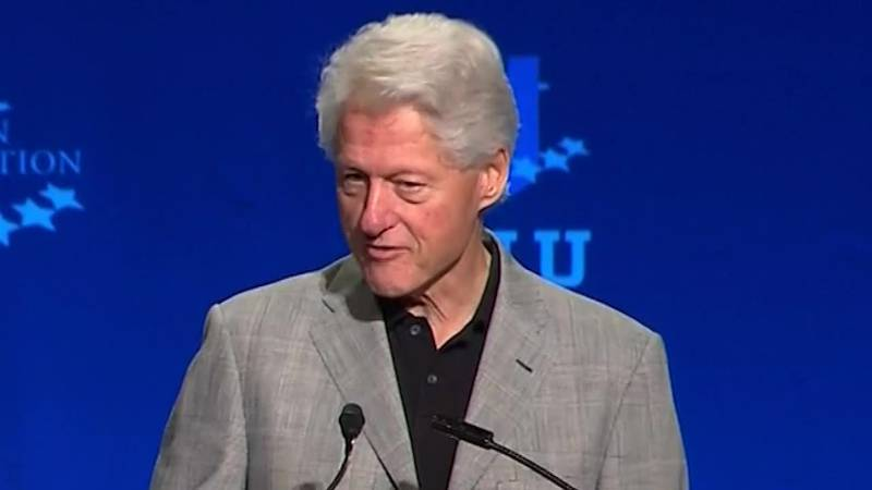 Former President Bill Clinton is said to be recovering after being admitted to a hospital for a...