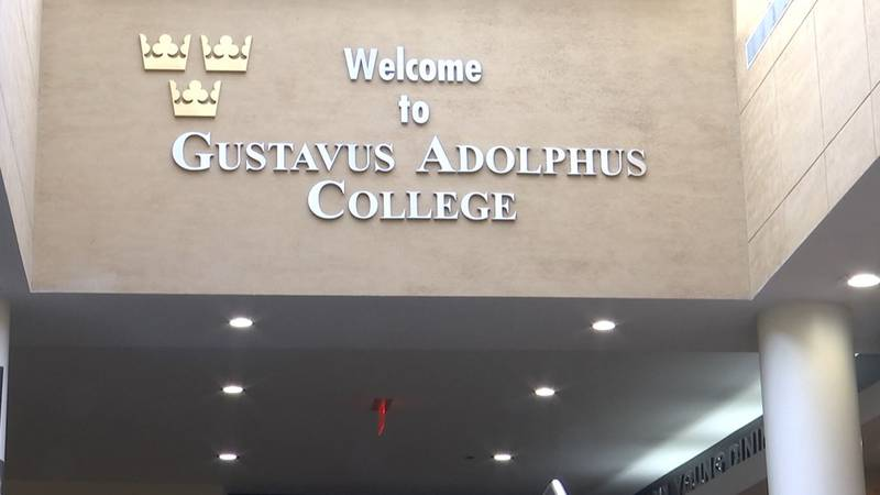 FILE — Gustavus Adolphus College is a private liberal arts college in St. Peter, Minnesota....
