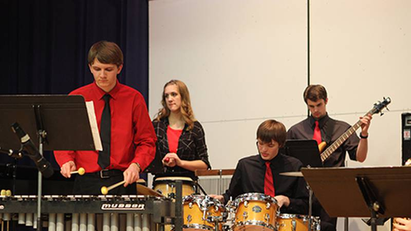 FILE — Iowa Lakes Community College will be hosting its annual Jazz Band Contest for high...