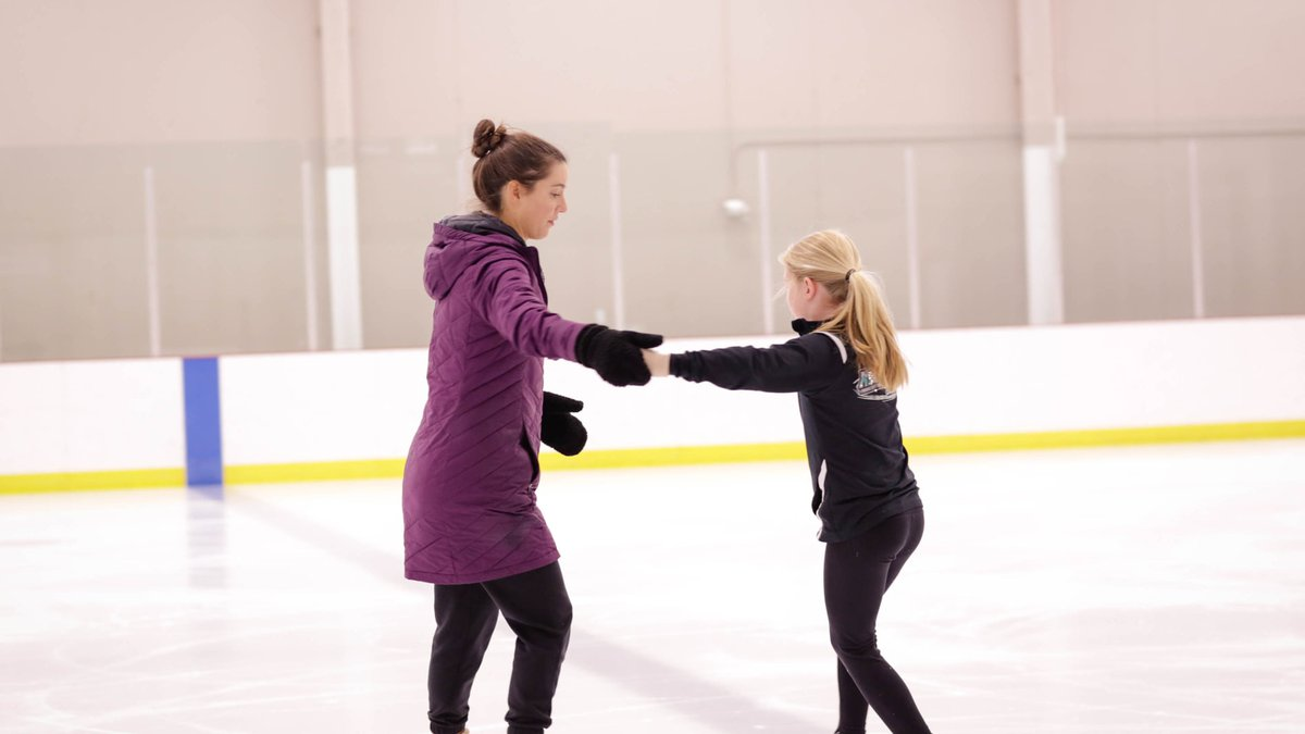 The New Ulm Figure Skating Club is offering classes for beginners and returning skaters this...