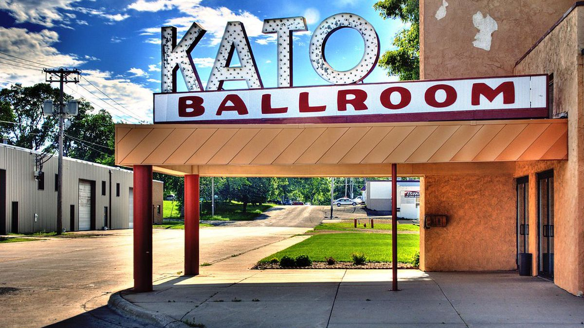 Join the fun and entertainment on the first Monday of every month for Bandwagon at the Kato...